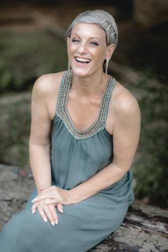 Best Ager Model - Maggie Menges